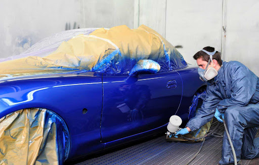Car Painting and Body Technician Courses