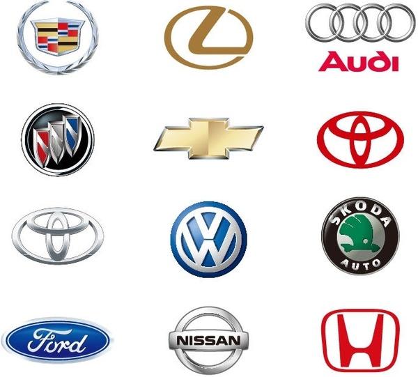 Car Logo Designs – Components Of Automotive Logo Designs