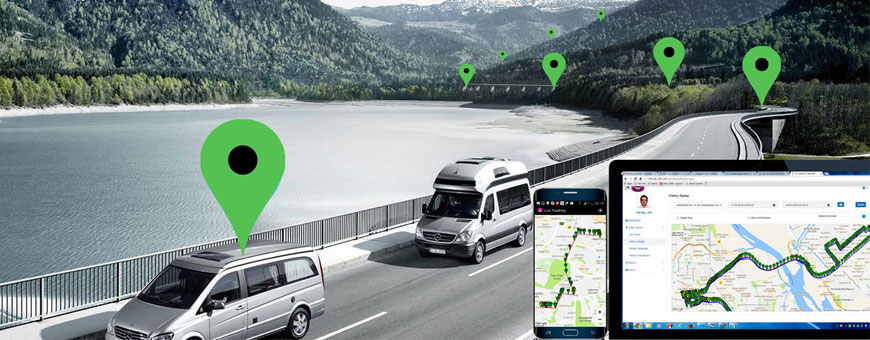 How a GPS Vehicle Tracking System Increases Productivity