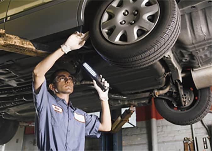 Winter Already Keeping Car Repair Shops Busy